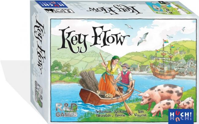 The Box art for Key Flow