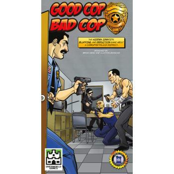 The Box art for Good Cop Bad Cop Second Edition