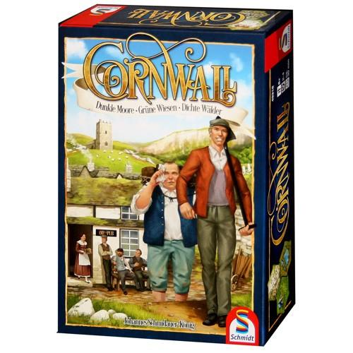 The Box art for Cornwall