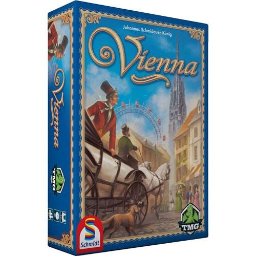 The Box art for Vienna
