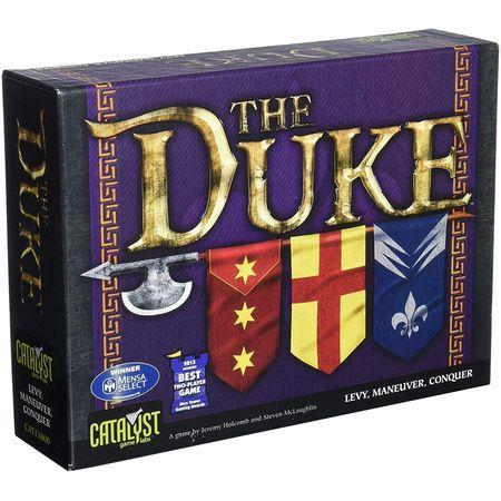 The Box art for The Duke