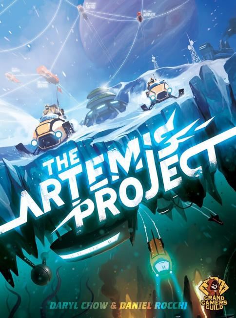 The Box art for The Artemis Project