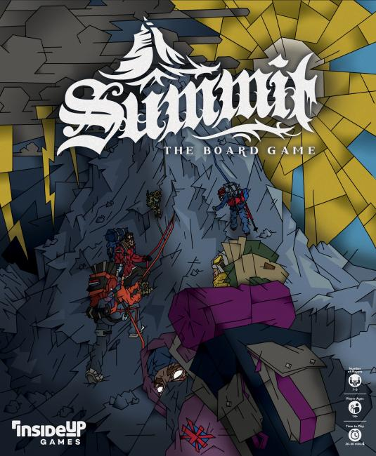 The Box art for Summit