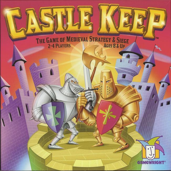 The Box art for Castle Keep