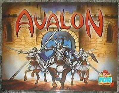 The Box art for Avalon