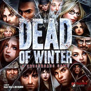 The Box art for Dead of Winter: A Crossroads Game