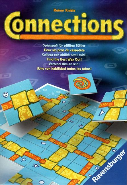 The Box art for Connections