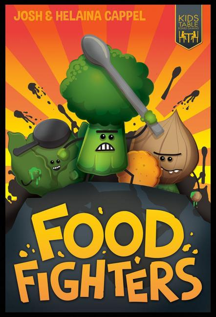 A Thumbnail of the box art for Foodfighters