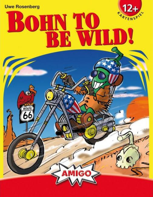 A Thumbnail of the box art for Bohn To Be Wild!