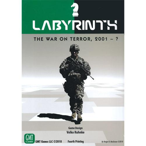 A Thumbnail of the box art for Labyrinth: The War on Terror 2001-?