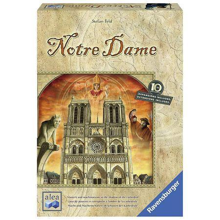 The Box art for Notre Dame: 10th Anniversary