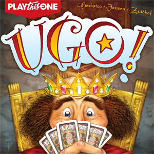 The Box art for UGO!