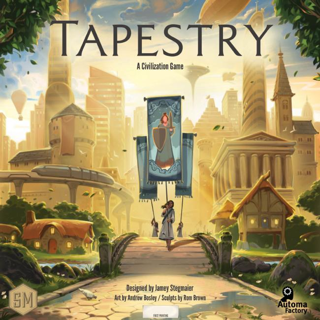 The Box art for Tapestry