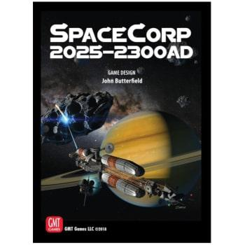 A Thumbnail of the box art for SpaceCorp: 2025-2300 AD