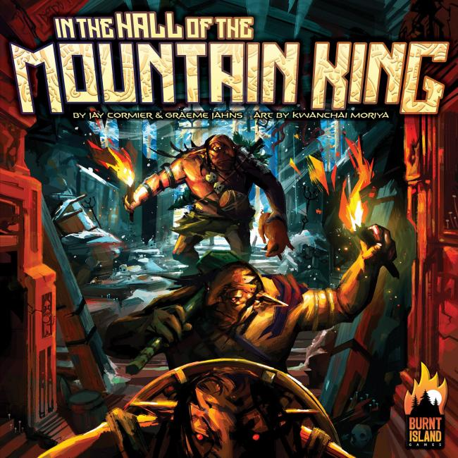 A Thumbnail of the box art for In the Hall of the Mountain King