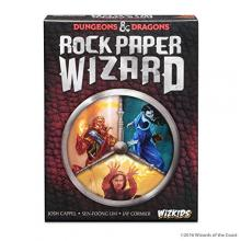The Box art for Dungeons & Dragons: Rock Paper Wizard