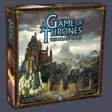 The Box art for A Game of Thrones: The Board Game Second Edition