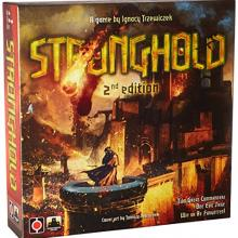 The Box art for Stronghold Second Edition