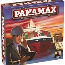 The Box art for Panamax