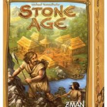 The Box art for Stone Age