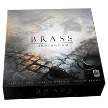 The Box art for Brass: Birmingham