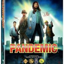 The Box art for Pandemic