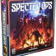 The Box art for Specter Ops