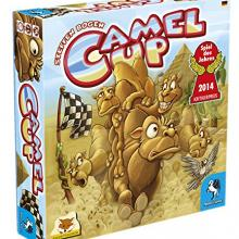 The Box art for Camel Up