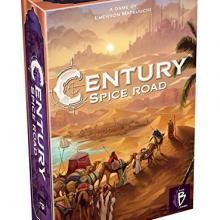 The Box art for Century: Spice Road