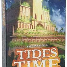 The Box art for Tides of Time