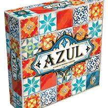 The Box art for Azul