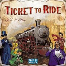 The Box art for Ticket To Ride