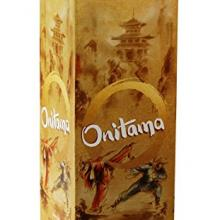 The Box art for Onitama