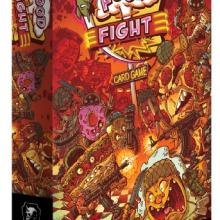 The Box art for Food Fight