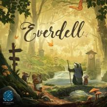 The Box art for Everdell