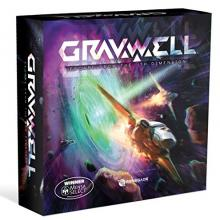 The Box art for Gravwell: Escape from the 9th Dimension