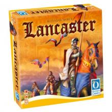 The Box art for Lancaster Board Game