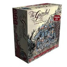 The Box art for The Grizzled