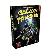 The Box art for Galaxy Trucker