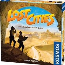 The Box art for Lost Cities