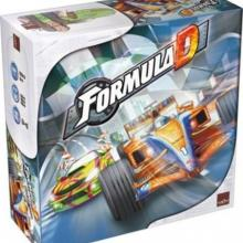 The Box art for Formula D