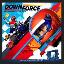 The Box art for Downforce