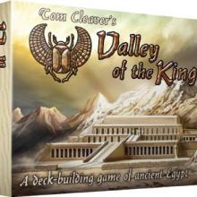 The Box art for Valley of the Kings