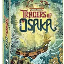 The Box art for Traders of Osaka