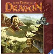 The Box art for In the Year of the Dragon