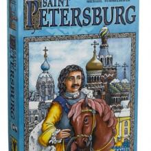 The Box art for St. Petersburg
