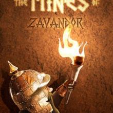 The Box art for The Mines of Zavandor