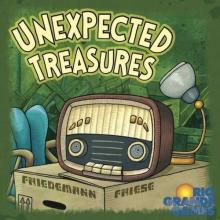 The Box art for Unexpected Treasures