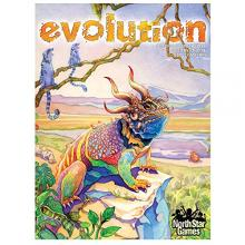 The Box art for Evolution