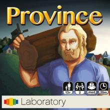 The Box art for Province